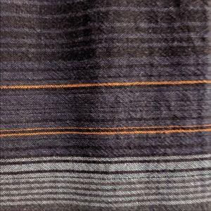 Old Navy Striped Linen Dress
